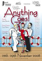 Anything Goes Poster 2 by legley