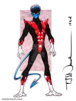 Nightcrawler by ToddNauck