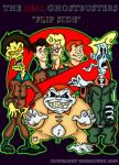 Real Ghostbusters Flip Side by UnknownX