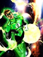 Hal Jordan by Jim Lee by mrfuzzynutz