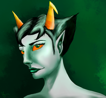 Kanaya Maryam by Dawna-May