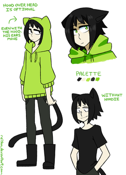 Fluffy Feelings: Fio Ref by relyon