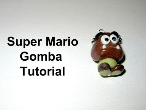 How to make a Super Mario Gomba Charm Tutorial by pound-key