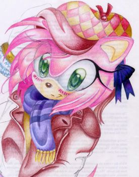 Winter Amy by Zachary-Moonlight