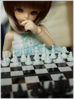 The first move by Pinepine-bjd