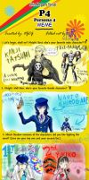 Persona 4 meme- 1small spoiler by fmralchemist