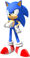 Sonic the Hedgehog (Independence) by Jogita6