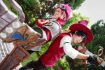 League of Legends - Gender bender Vi x Caitlyn by Xeno-Photography