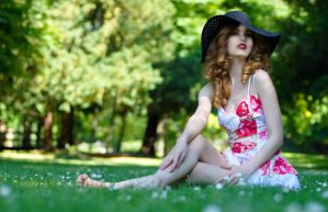 Cool for the Summer... by persianpop