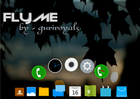 Flyme Icon by guriroyals