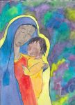 Mary and Jesus by Hope84Point5