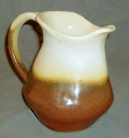 folk art pitcher by cl2007