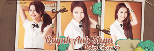 [19.08.13] Quynh Anh Shyn - Gift For Sister Miu by chutchi54