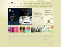 Ecommerce website design by marlonpeiris