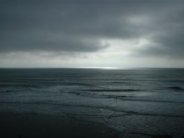 Dark Beach by StuartGilbert