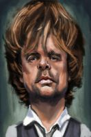 Peter Dinklage by keizler