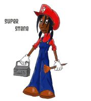 Super -Mario- Syene? by Syene