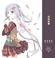 1111 by bwrose
