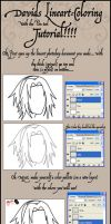 Coloring your lineart tutorial by David-Rich