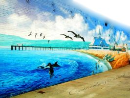 The Local Mural by creativemikey