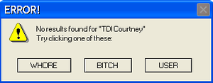 Courtney Error by TotalDramaFanatic