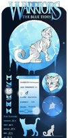 TBT - Hollowpaw Riverclan application by issaric