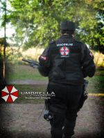 Umbrella Corp U.B.C.S. Costume by ShadowlineDesigns
