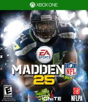 Bobby Wagner Madden 25 Xbox One Cover by Stealthy4u