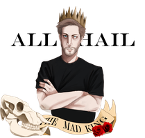 Mad King by Pugbi