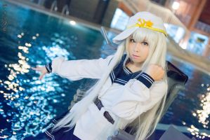 Verniy KanColle Cosplay 2 by thechevaliere