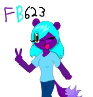 FudgieBear623 on Paint Practis by Baylor-The-Pikachu