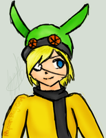 PaperBagGirl GAIA AVI REQUEST by lonely-hime