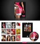 Digital tools in glamour - Glamour Calendar 2012 by ideareattiva