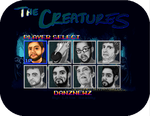 Creatures Pixelart Shirt nr. 1: DanzNewz by LittleSealilly