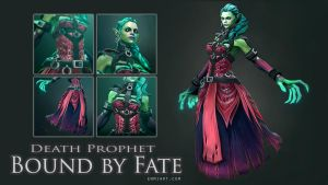 Bound by Fate - DOTA2 set by enmi