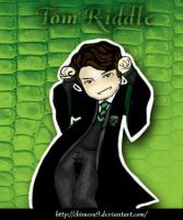 Tom Riddle Caramelldancen by Chimera9