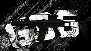 G36 Edit! (From my mate ~WIKIPEDIAUSER) by Hardii