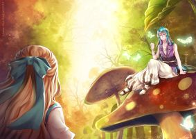 :: Alice Project :: Question by Linea-Lucifer