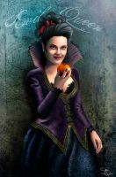 Evil queen by gabiFaveri
