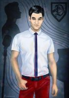 Blaine Anderson by Riverance