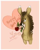 ValenTagg's Day 2015 by strideroo