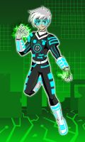 Vid Danny Phantom by mystryl-shada