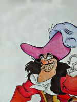 Captain Hook by SKShigan