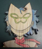 Noodle Phase 3- wood by 23-hour-party-people