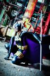 Batgirl - Stephanie Brown 7 by Nami06