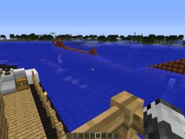 Minecraft Nautilus 2 another view by ColtCoyote