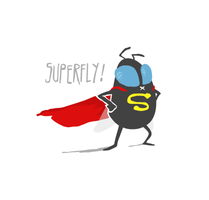 superfly by suedeheadcomic