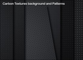 Dark Carbon Textures and Backgrounds by vesperTiLo