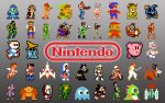 Nintendo NES Wallpaper by SolidAlexei