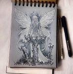Instaart - Fairy Cup by Candra